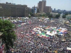 Tahrir-Platz Juni 2012