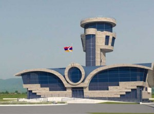 Flughafen Stepanakert