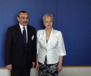 Karen Mirzoyan & Eleni Theocharous MEP_AS