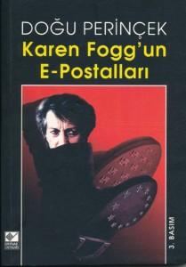 Titelseite Karen Fogg'un  E-Postallari_Internet