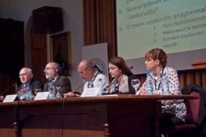 Konferenz Islamisierte Armenier Berge Arabian
