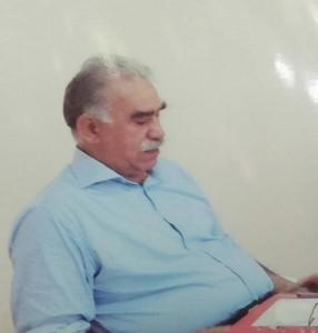 Abdullah Öcalan 2013
