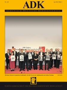 Titelseite ADK163_Internet