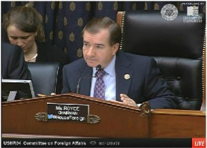 Ed Royce House of Representatives 20140626