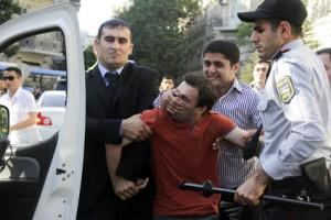 2012_Azerbaijan_arrest2 25May2012_Internet (c) IRFS