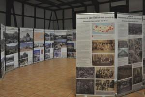 Ausstellung Armenische Architektur und Genozid