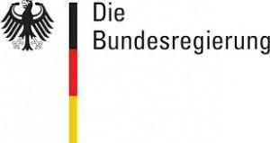Logo Bundesregierung groß