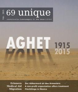 Titelseite unique_ausgabe_69-1 2015_Internet