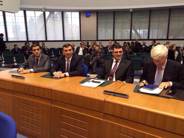 ECHR Armenian Delegation 20151015_Internet